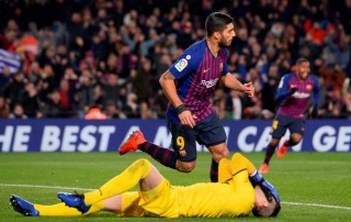 Valverde Sebut Gol Suarez Sah