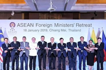 Kemenlu Bantah Kegagalan Konsensus Indo-Pasifik di ASEAN