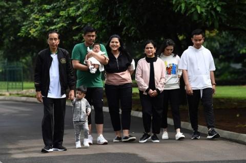 Romy: Jokowi Berhasil Memimpin Keluarganya sebelum Indonesia