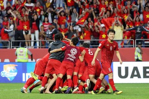 Vietnam ke Perempat Final Piala Asia 2019