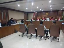 Mantan Sekretaris MA Dihadirkan dalam Sidang Eks Bos Lippo