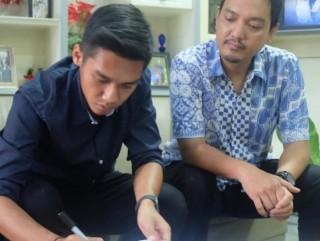 Septian David Maulana Resmi Merapat ke PSIS Semarang