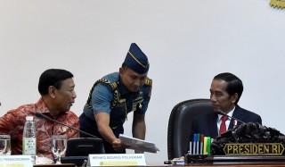 Presiden Panggil Wiranto dan Yasonna