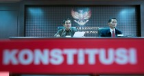 ILUSTRASI: MK memberi keterangan pers mengenai perselisihan hasil Pemilu dan isu-isu terkini di Gedung MK, Jakarta (1/7)/ANTARA FOTO/Rosa Panggabean.