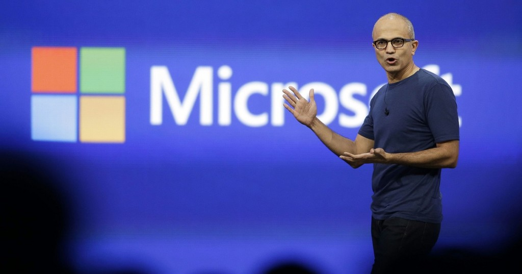 CEO Microsoft, Satya Nadella. (USA Today)