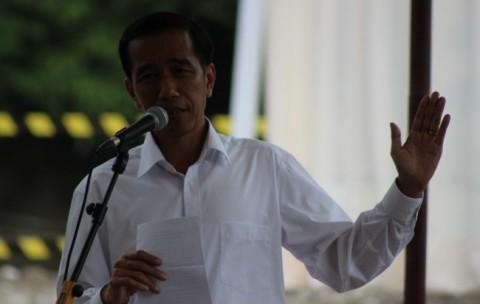 President Jokowi Holds Meeting with Wiranto, Yasonna