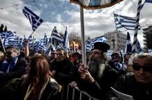 60 Ribu Warga Yunani Protes Perubahan Nama Makedonia