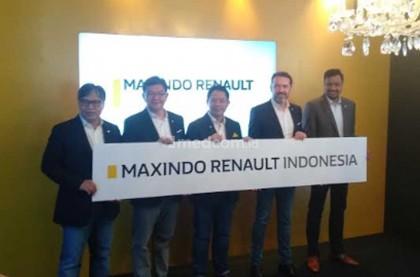 Renault Bangkit Lewat Maxindo