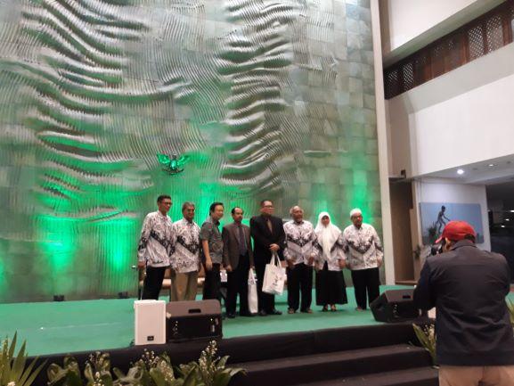 Rapat Kerja Nasional Guru TIK se-Indonesia, di Gedung Kemendikbud, Jakarta, Medcom.id/Citra Larasati.
