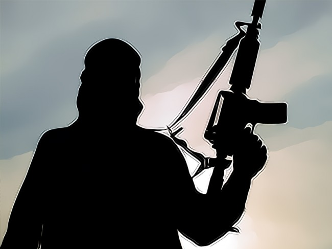 Terorisme. ilustrasi: Medcom.id/Mohammad Rizal.