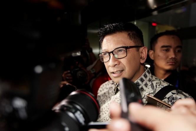 Iwan Budianto memutuskan mundur dari CEO Arema FC karena ingin fokus sebagai Waketum PSSI. (Foto: MI-Rommy Pujianto)