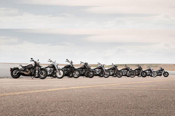 Sejumlah lini produk Harley-Davidson model Year 2019 akan diperkenalkan pertama kali di Gedung DPR RI. Harley-Davidson