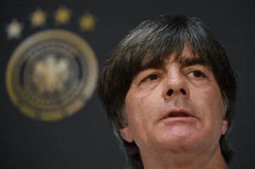 Pelatih timnas Jerman, Joachim Loew (AFP/Emmanuel Dunand)