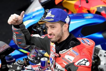 Asa Tinggi Dovizioso Bersama Mission Winnow Ducati Team