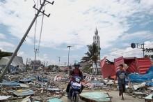 Pemerintah Donasikan  5 Unit AMMDes Penjernih Air untuk Korban Gempa
