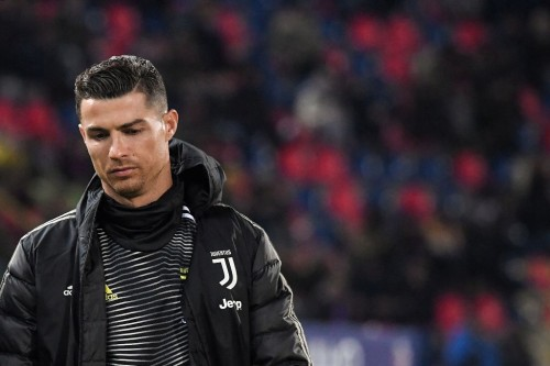 Cristiano Ronaldo dinyatakan bersalah atas kasus penggelapan