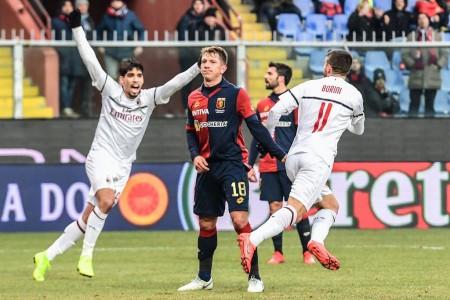 Tumbangkan Genoa, Milan Kembali ke Empat Besar