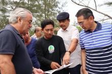Pengusaha Singapura Tertarik Investasi Perikanan Belitung