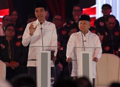 Ma'ruf akan <i>All Out</i> di Debat Ketiga