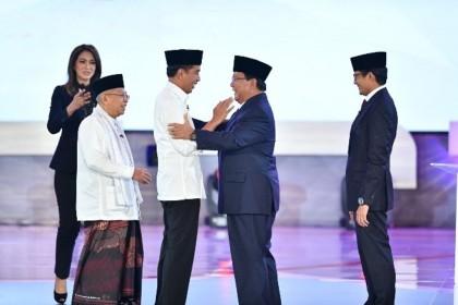 <i>Soft Voters</i> Merapat ke Jokowi