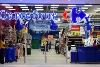 Bursa Prancis Melemah, Saham Carrefour Merosot 1,26%