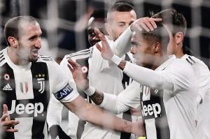 Juventus Bekuk Chievo 3-0