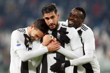 Cetak Gol Debut di Juventus, Emre Can tak Bahagia