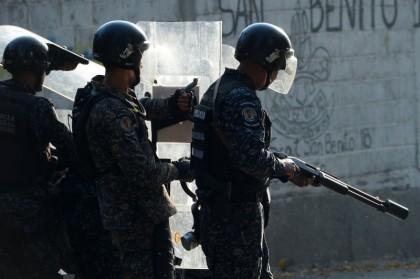 Coba Lawan Presiden, Prajurit Venezuela Ditangkap