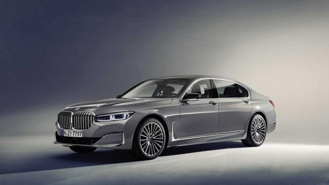 New BMW Seri-7 baru akan tersedia untuk pasar Eropa. BMW