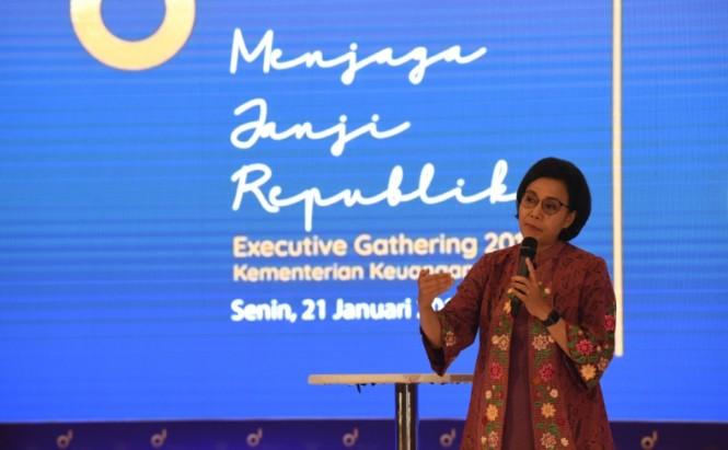 Menteri Keuangan Sri Mulyani Indrawati (Foto: Kementerian Keuangan)