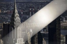 The Chrysler Building, Ikon New York Dijual