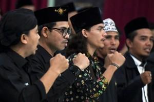 Pengurus Pagar Nusa Ikuti Madrasah Kader NU