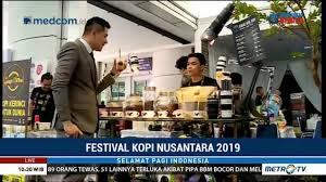 Promosi Indonesia Lewat Festival Kopi Nusantara