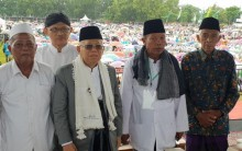 Ma'ruf Amin: Indonesia Utuh karena Pancasila