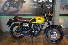 Kawasaki Masih Betah Pakai Karburator di W175 Cafe Racer