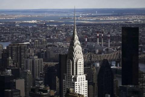 The Chrysler Building, 11 Bulan Tertinggi Dunia