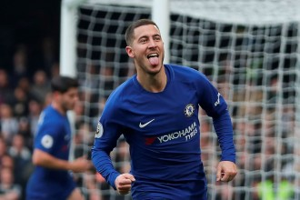 Gabung Real Madrid, Eden Hazard: Kenapa Tidak?
