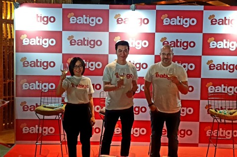Eatigo Bidik Pasar Pemesanan Resto via Aplikasi