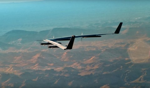 Facebook Masih Minat Garap Drone Internet