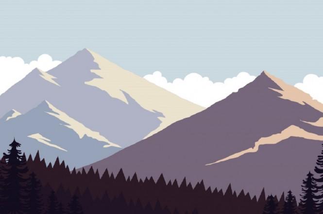 Ilustrasi wilayah pegunungan. (Foto: Medcom.id)