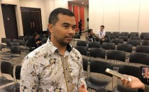 Koordinator Indonesia Corruption Watch (ICW) Adnan Topan. Foto: Medcom.id/Theofilus Ifan Sucipto.
