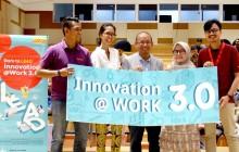 Indosat Gelar Kompetisi Inovasi Karyawan