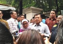 Kalla Minta Gubernur Siapkan Lahan Perumahan