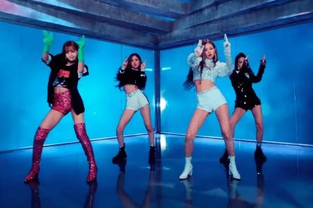 Lagu Ddu-Du Ddu-Du Milik Blackpink Pecahkan Rekor BTS