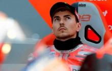 Jorge Lorenzo Absen pada Tes MotoGP Sepang