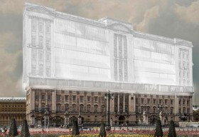 Andai Istana Buckingham Jadi Kost-kostan