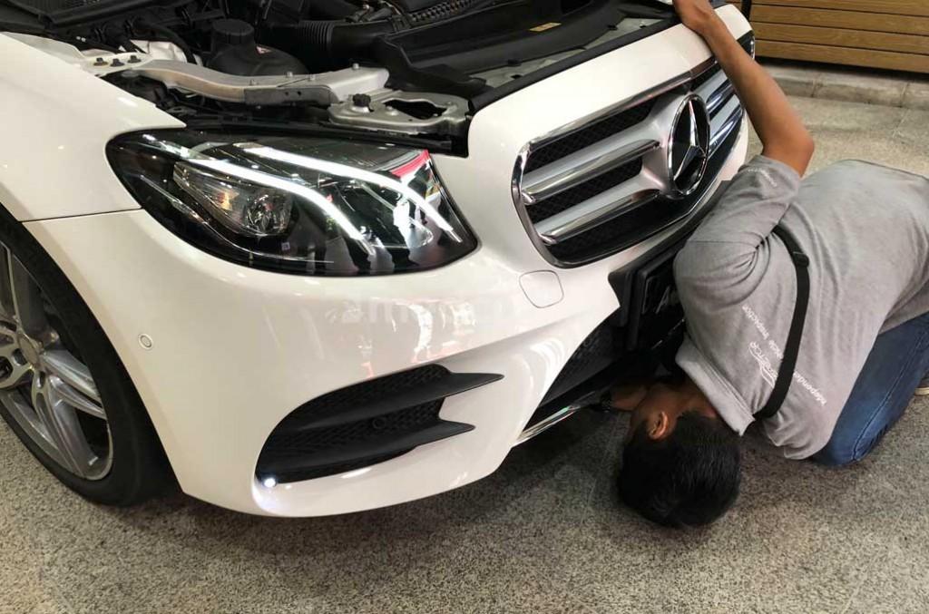 Penting untuk melakukan inspeksi mobil bekas sebelum memutuskan untuk membelinya. medcom.id/Ahmad Garuda