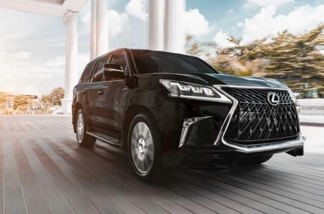 Varian terbaru Lexus LX 570 Sport kini hadir sebagai pilihan bagi para milliuner petrolhead di pasar nasional. Lexus