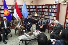 Palestina Inginkan Indonesia Bantu Perjuangan Melalui DK PBB