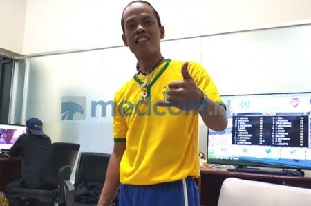 Ronaldikin Meninggal, Akun Instagram Ronaldinho Diserbu Netizen